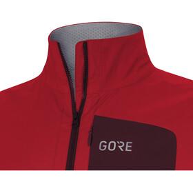 GORE WEAR C5 Windstopper - Veste Homme - rouge